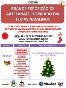 Programação Natal 2013-4