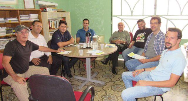 Responsáveis pelo Festival da Cerveja Artesanal definem últimos detalhes para a Feira