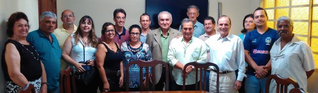 Conselheiros 6ª Conferência das Cidades 31-05-2016