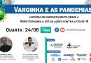 Live discute Gripe Espanhola e Covid-19 em Varginha