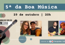 Live do 5ª da Boa Música compõe programação da Semana do Violão do CEMVA