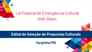 Resultado preliminar do edital da Lei Aldir Blanc sai no dia 16/11