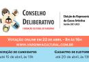 Fundação Cultural promove eleição para representante da classe artística no Conselho Deliberativo