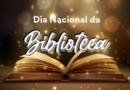 Biblioteca Pública de Varginha comemora Dia Nacional da Biblioteca