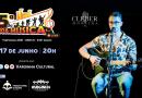 Cleber Moreira agita 5ª da Boa Música dessa semana