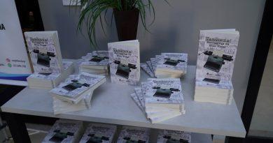 Crônicas de Nico Vidal compõem livro lançado pela Fundação Cultural