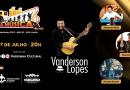 5ª da Boa Música apresenta live com Vanderson Lopes & banda