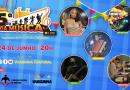 Estephanie Nascimento & banda esquentam live do arraiá do 5ª da Boa Música