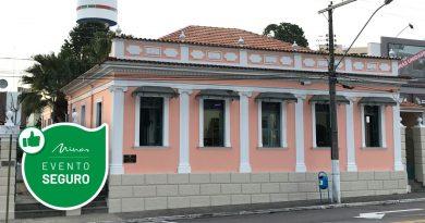 Museu Municipal de Varginha obtém Selo Evento Seguro do Governo de Minas